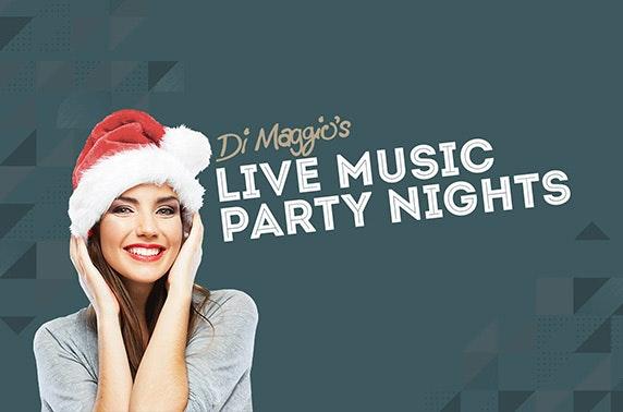 Di Maggio's Hamilton Christmas party night
