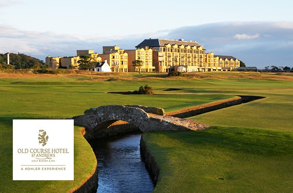 5* luxury spa day at Old Course Spa