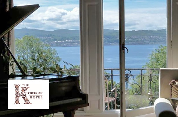 The Kilcreggan Hotel overnight stay - £39