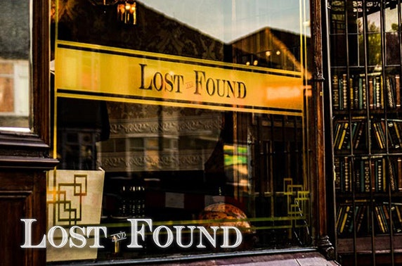 Lost and Found dining, Heaton
