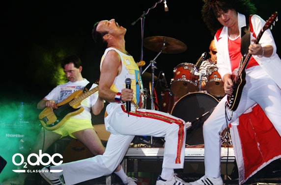 The Bohemians - A Night of Queen at O2 ABC