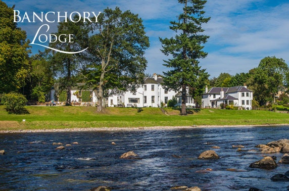 Banchory Lodge Stay Itison