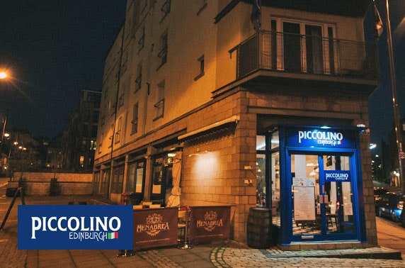 Piccolino dining and drinks, Tollcross