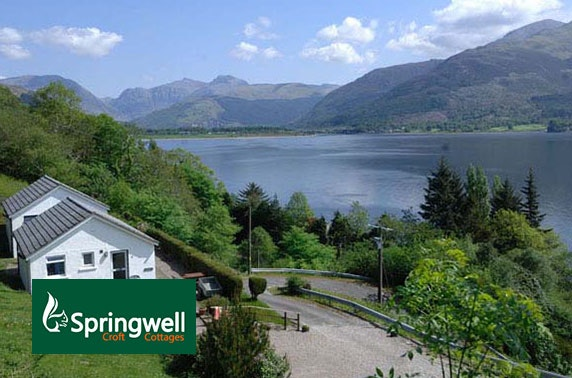 Springwell Croft Cottages stay
