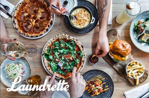 The Laundrette dining, City Centre