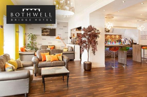 Award-winning Bothwell Bridge Hotel afternoon tea
