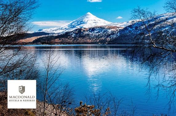 Macdonald Loch Rannoch DBB