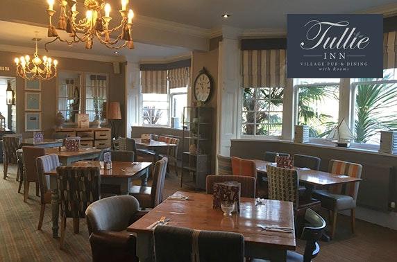 Tullie Inn stay, Loch Lomond; 2019 availability