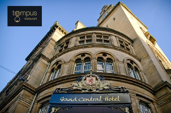 4* Grand Central Hotel dining