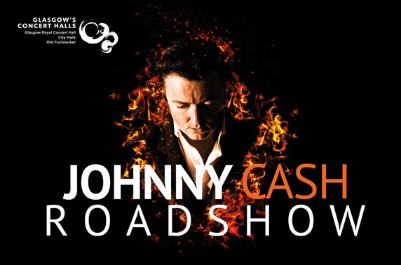 The Johnny Cash Roadshow at Glasgow Royal Concert Hall