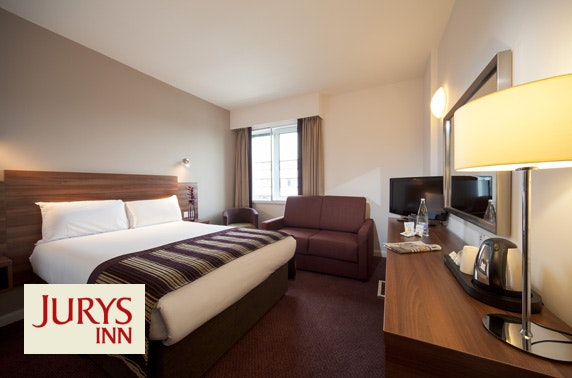 4* Jurys Inn Glasgow stay
