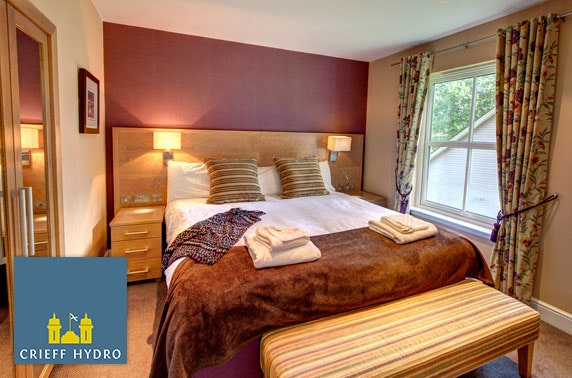 5* Crieff Hydro stay – from less than £19pppn