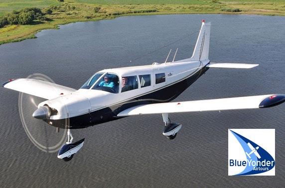 Sightseeing flight experience, nr Newcastle