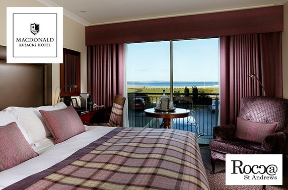 4* Macdonald Rusacks Hotel stay, St Andrews