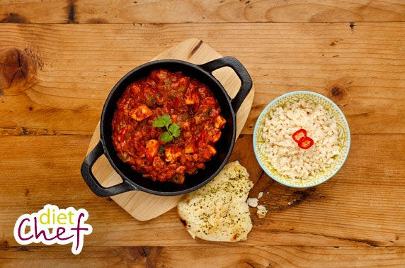 Diet Chef meals – from £3.45 per day