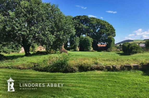 Lindores Abbey distillery tour, Fife