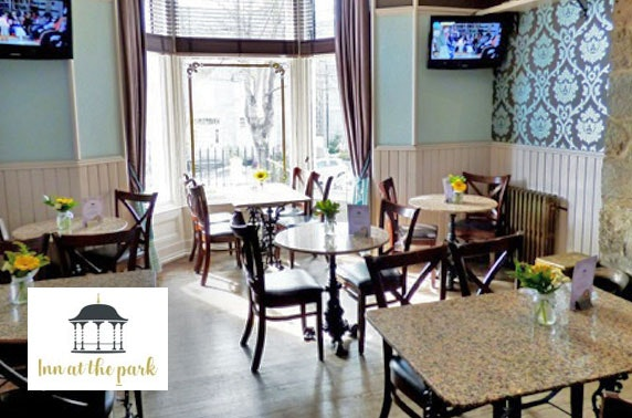Inn at the Park stay, Aberdeen - £49