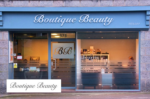 Boutique Beauty treatments, Cults