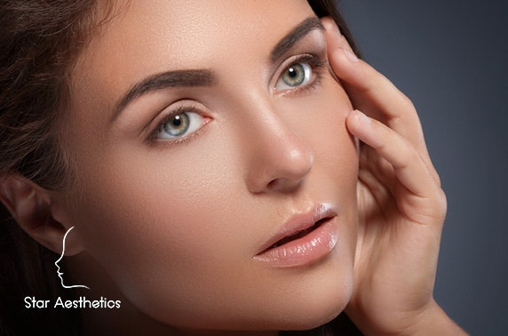 Microblading at newly-relaunched Star Aesthetics