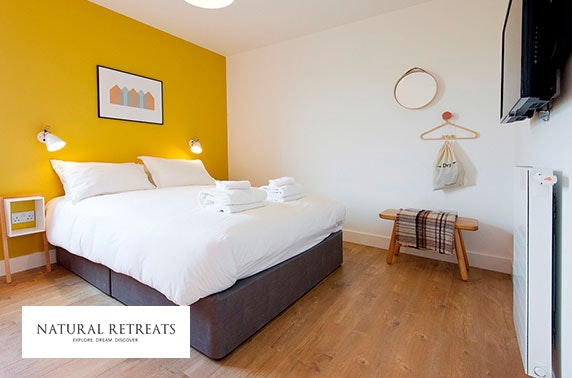 4* John O'Groats getaway - from £13pppn