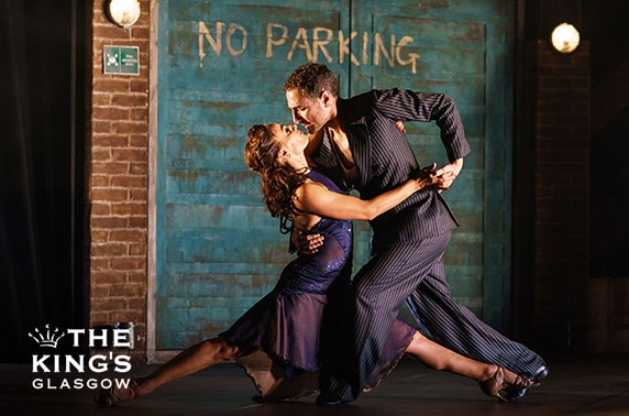 Tango Moderno at King's Theatre