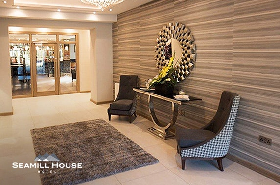 Seamill House DBB, Ayrshire - £69