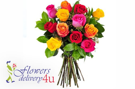 Flowers Delivery 4 U voucher