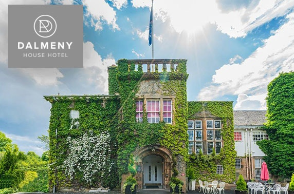 Dalmeny House Hotel DBB - £69