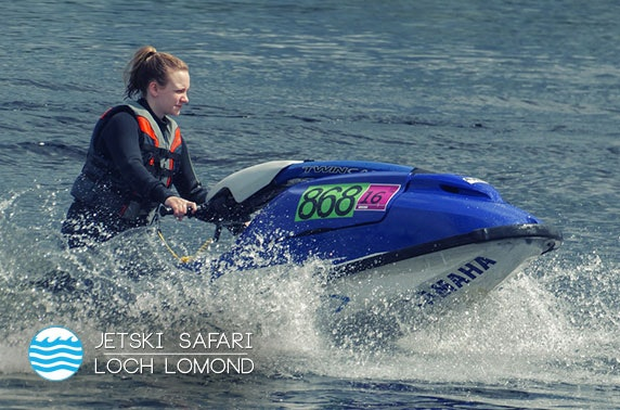 loch lomond jet skiing or quad biking itison. Black Bedroom Furniture Sets. Home Design Ideas