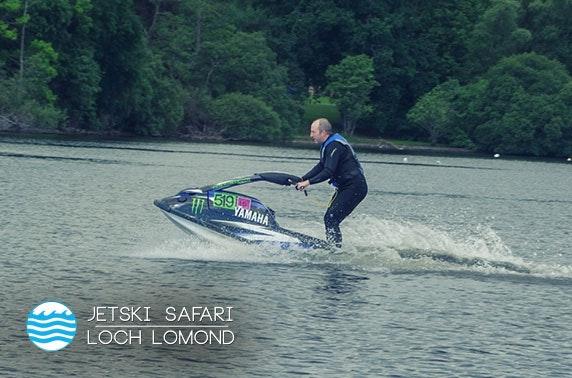 Loch Lomond Jet Skiing Or Quad Biking Itison