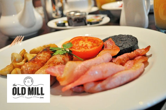 4* The Old Mill Inn stay, Pitlochry - £75