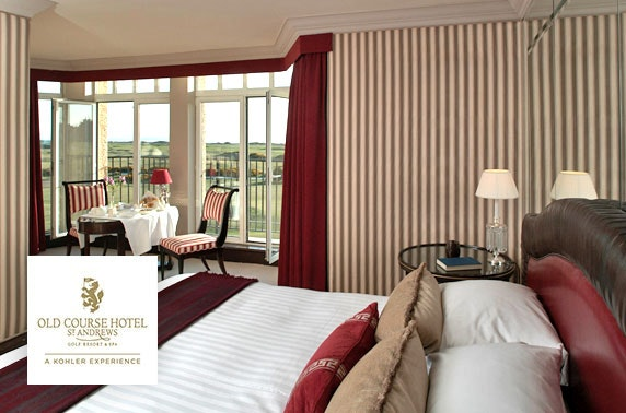 Old Course Hotel suite stay