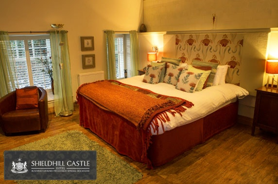 Shieldhill Castle DBB