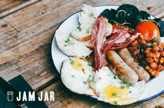 Jam Jar brunch, Jesmond - from £3.50pp