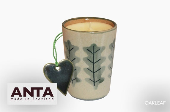 ANTA scented candle beakers