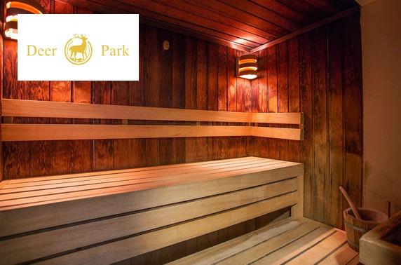 Deer Park Hotel Livingston