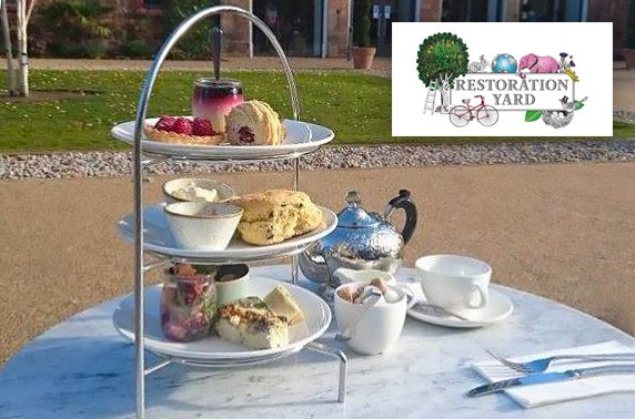 Dalkeith Country Park afternoon tea