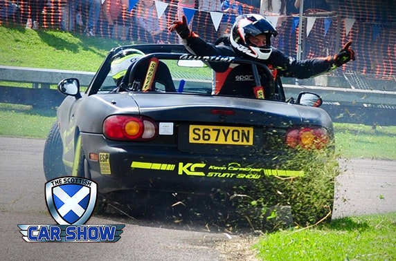 The Scottish Car Show, Royal Highland Centre