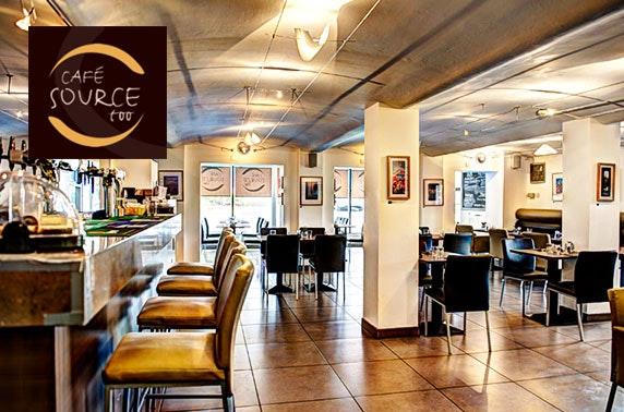 The Hughenden Cafe Restaurant