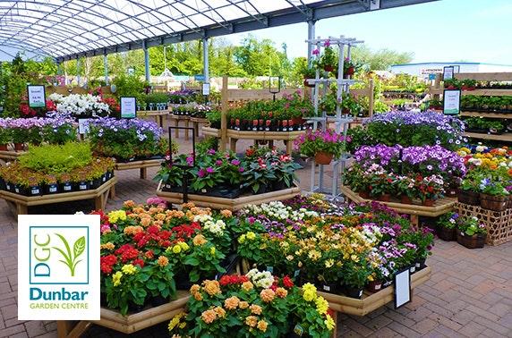 Dunbar Garden Centre Voucher