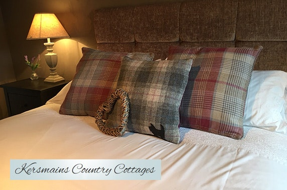 4* boutique cottage nr Kelso