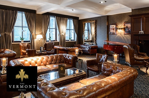 4* The Vermont Hotel stay