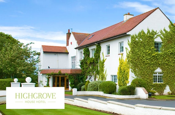 Highgrove House Hotel DBB, Troon