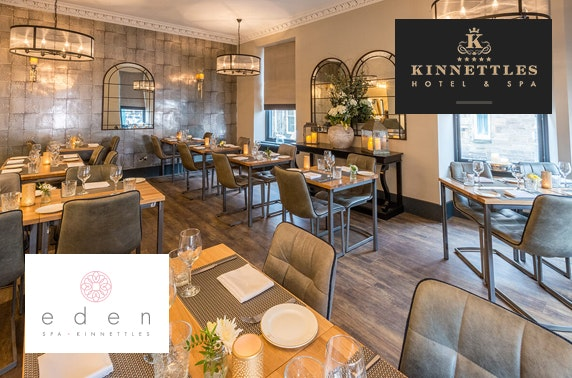 Kinnettles St Andrews Spa