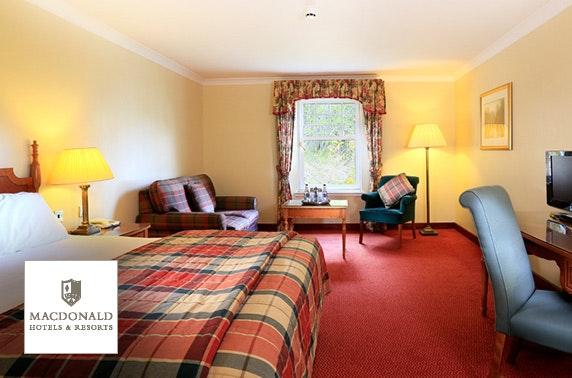 Macdonald Loch Rannoch DBB - £139