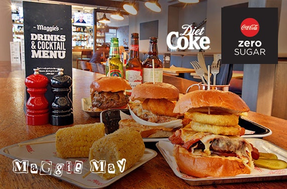 Maggie Mays burgers & drinks, Merchant City