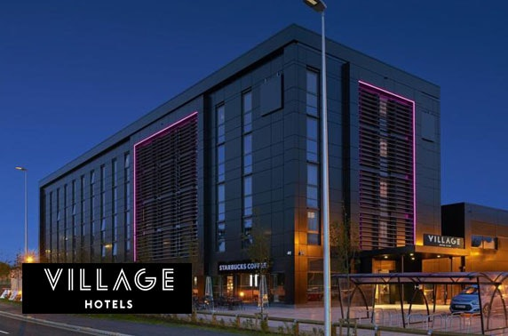 Village Spa day, Pacific Quay