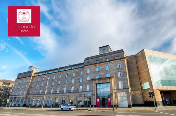 Leonardo Royal Hotel Edinburgh stay