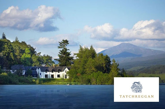 4* Taychreggan Hotel, Loch Awe