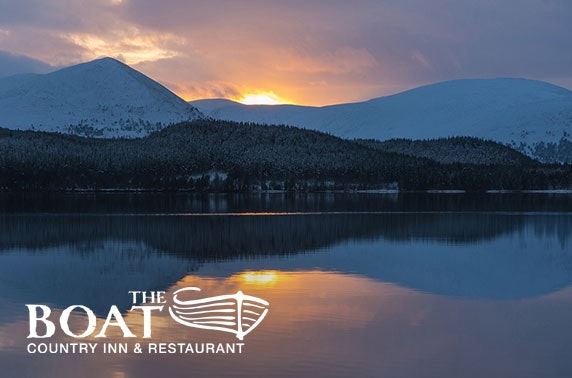 Aviemore 2 night getaway - from less than £20pppn